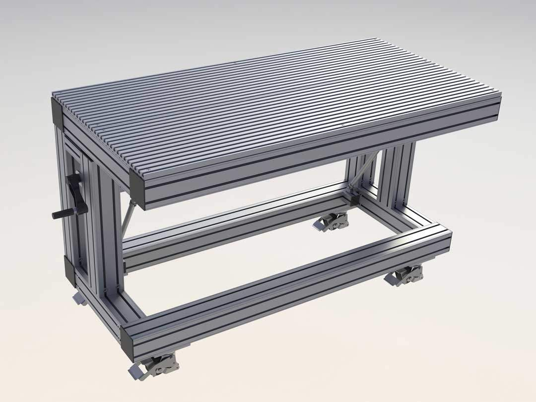 X-Table 1500