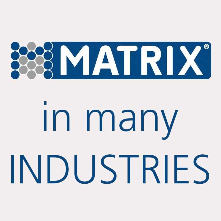 MATRIX in industries